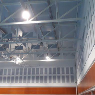 Acondicionamiento Acústico-para-Pabellones-Deportivos