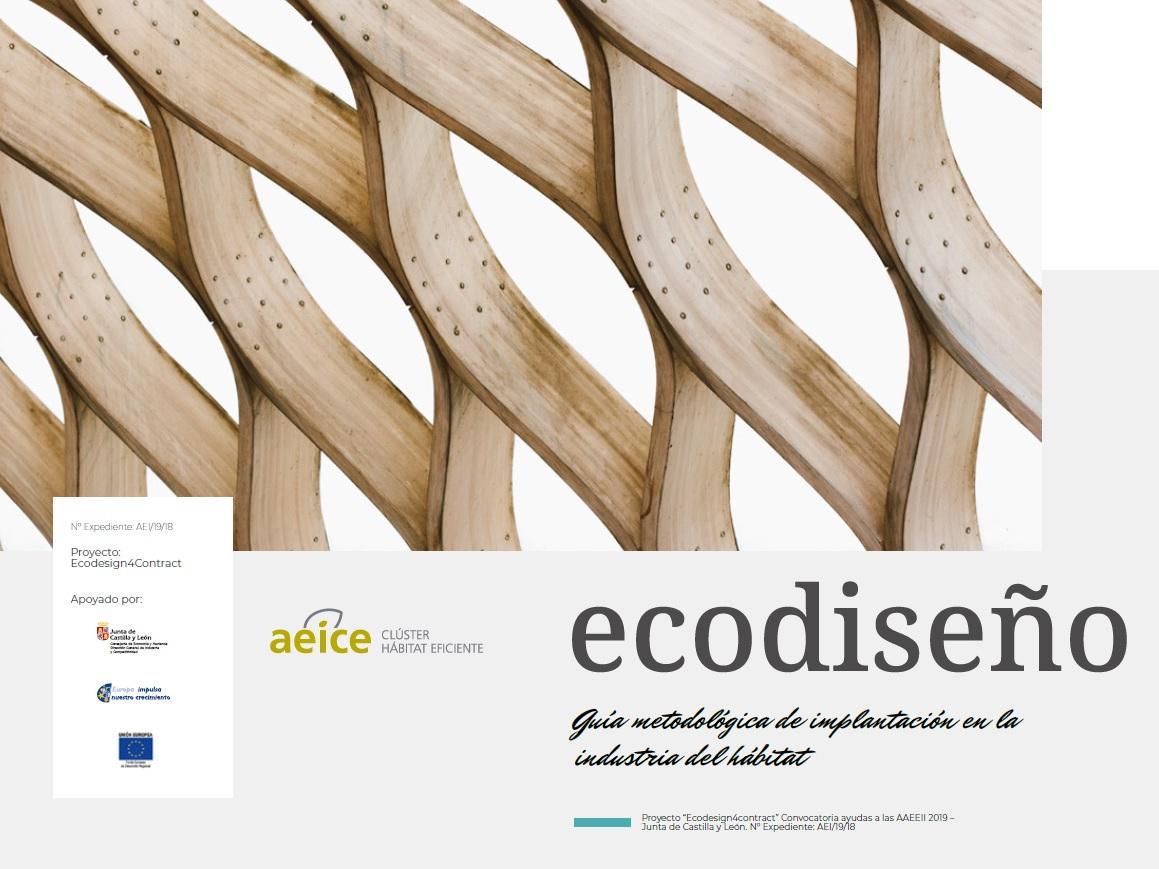 ABSOTEC participa en la elaboración de la primera guía de Ecodiseño de Castilla y León
