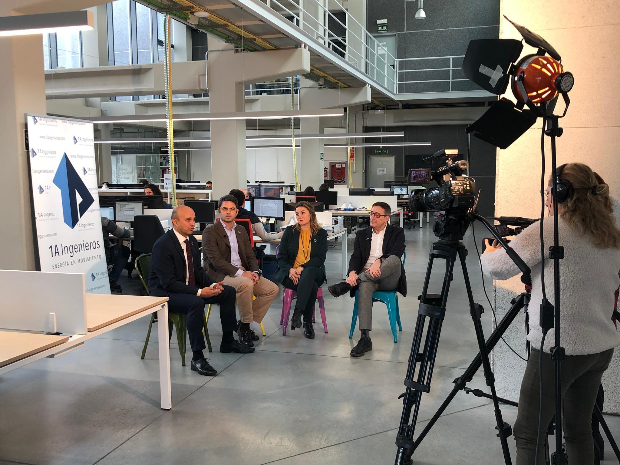 Absotec participa junto con AEICE en el programa sobre innovación y colaboración para RTVCyL