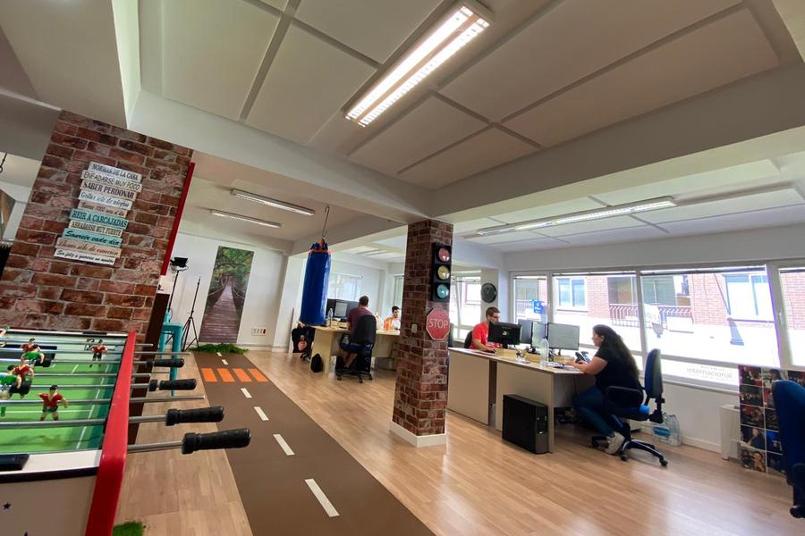 Hostelería Salamanca y la eliminación del ruido en oficinas