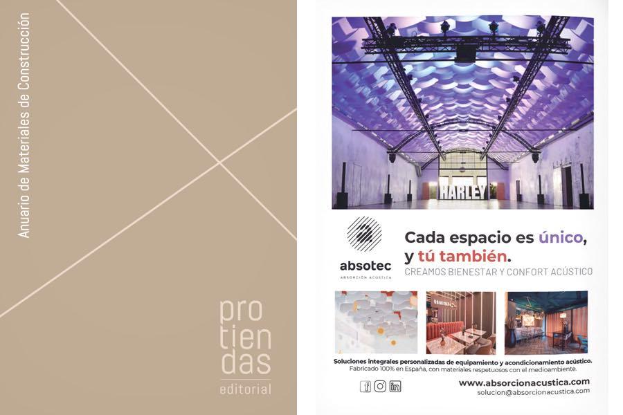 Anuario Materiales de Construcción de Promateriales