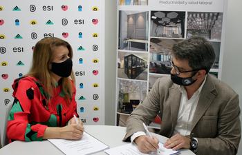 Ecodiseño, salud e innovación los pilares de nuestro convenio con la Escuela Superior de Diseño