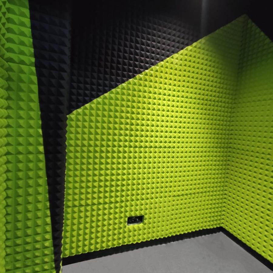 ICADE Sala de podcast