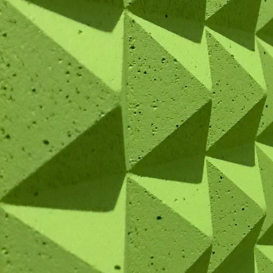 paleado acustico verde
