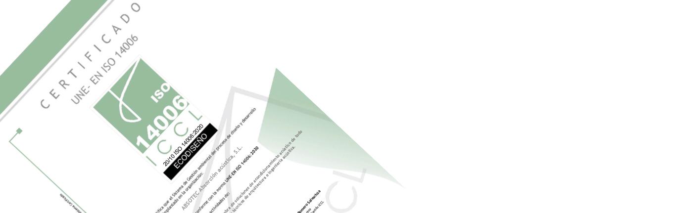 Certificación ecodiseño