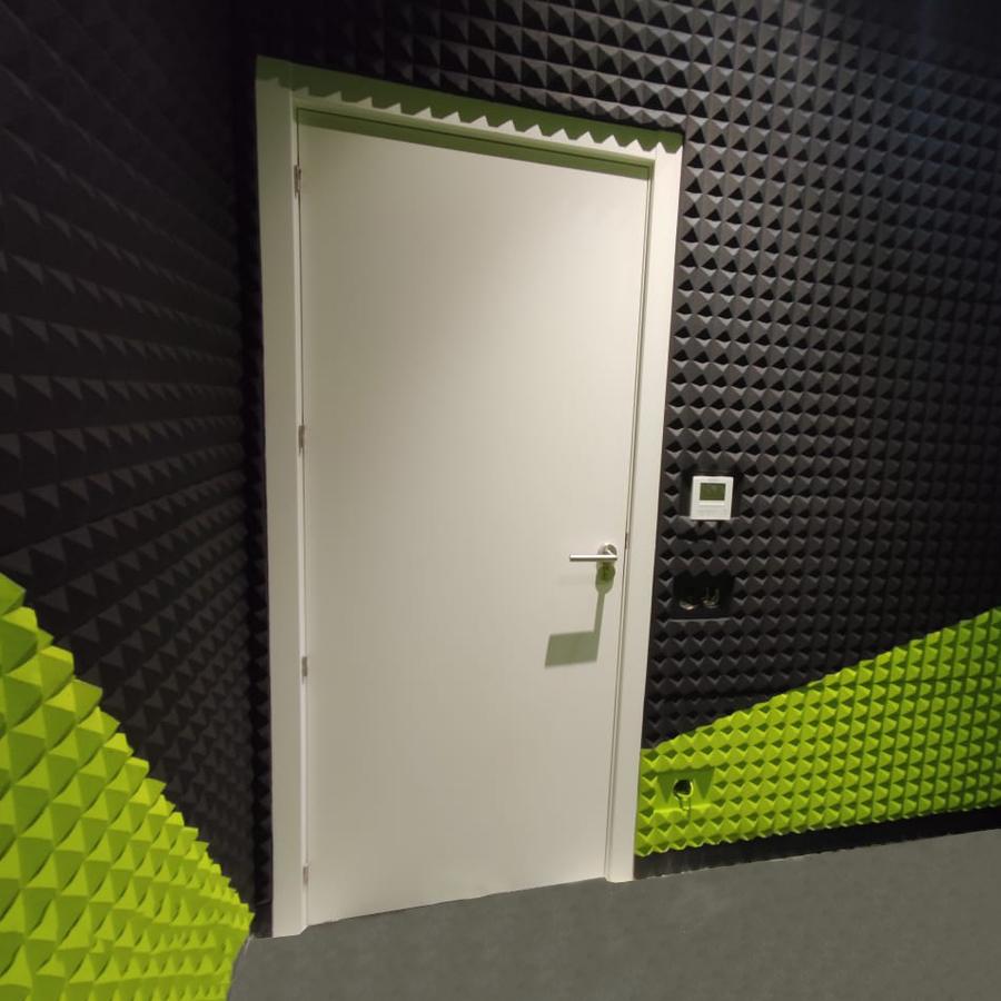 acondicionamiento acustico sala de musica