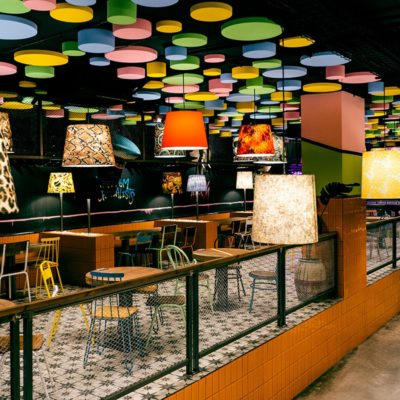 Acondicionamiento Acústico para restaurantes