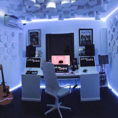 acondicionamiento acustico estudio grabacion